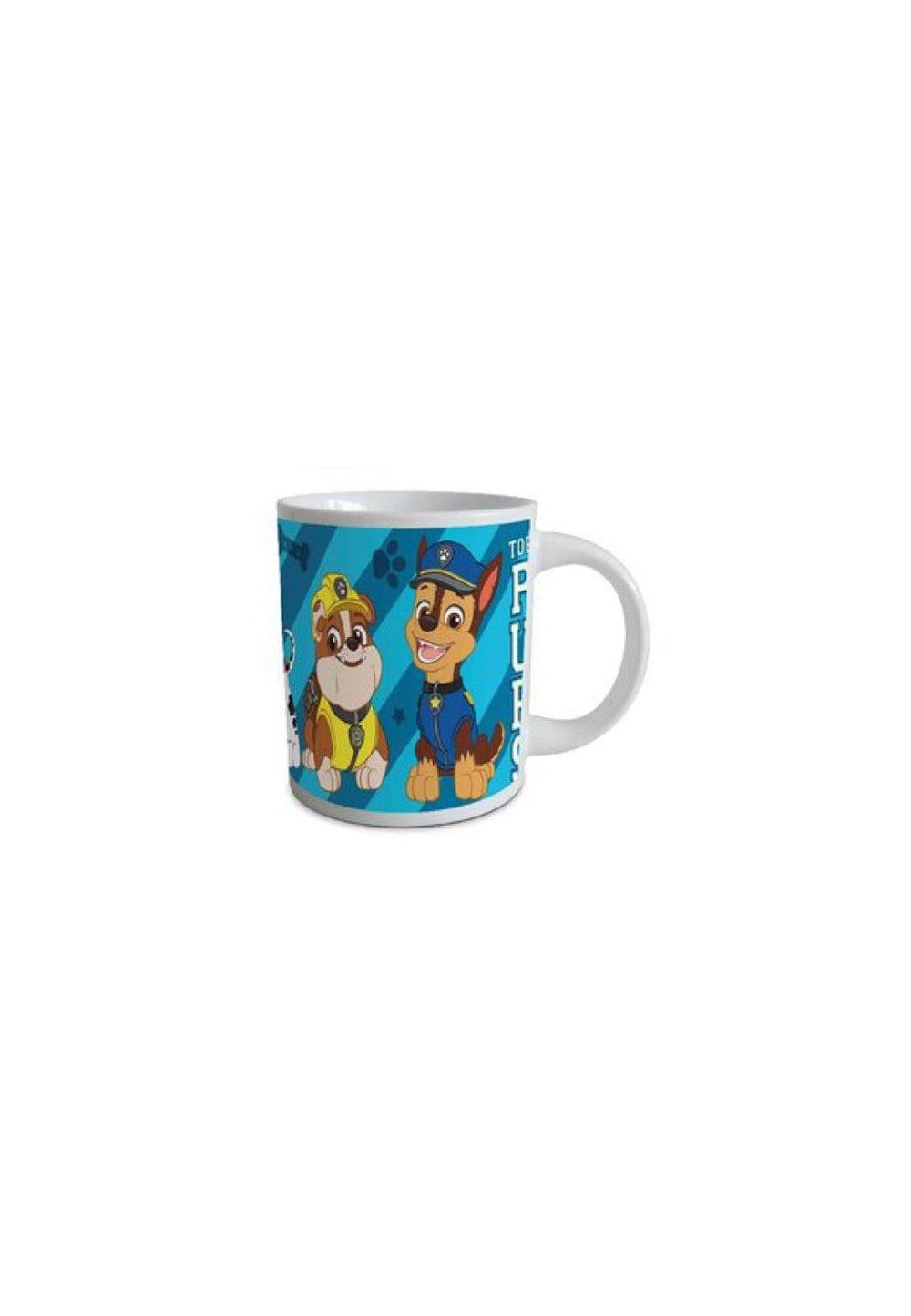 Cana ceramica, albastra, Top pups imagine