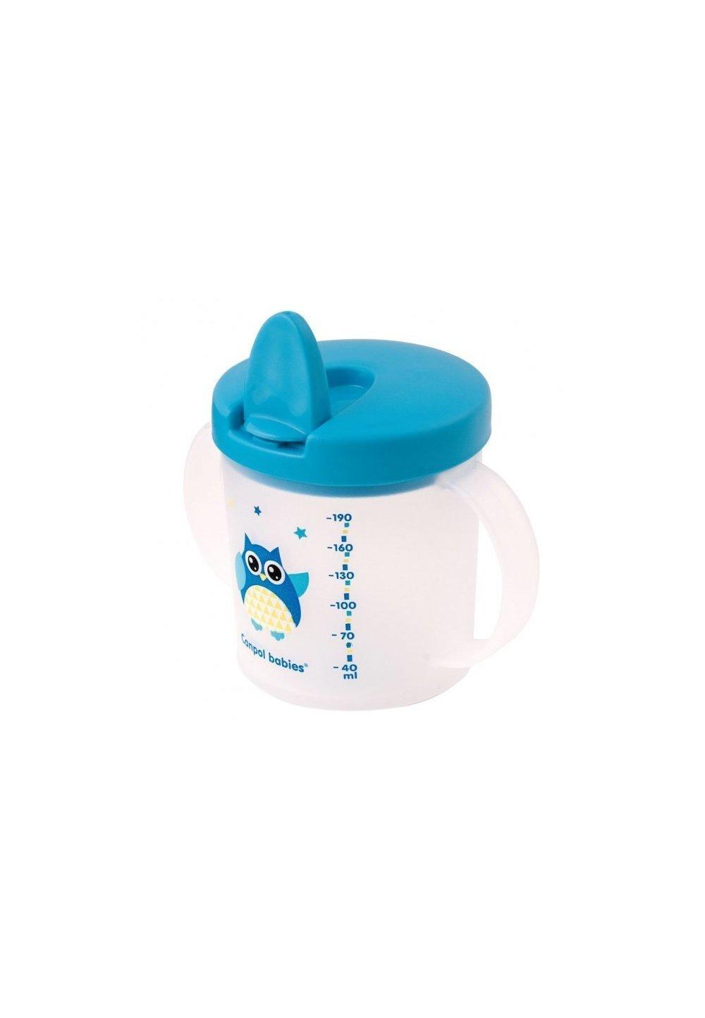 Cana Flip-top, bufnita albastra imagine