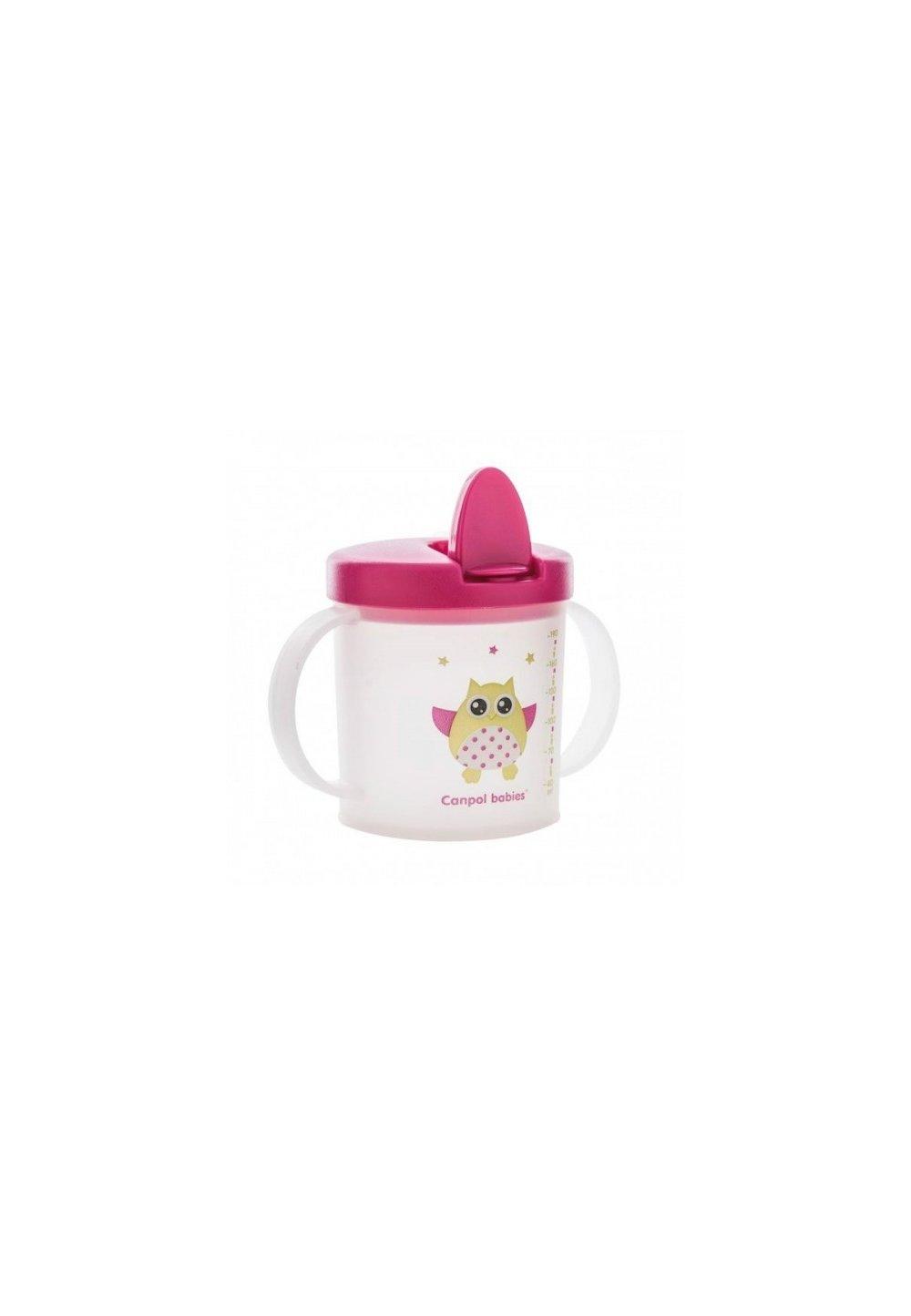 Cana Flip-top, bufnita roz imagine