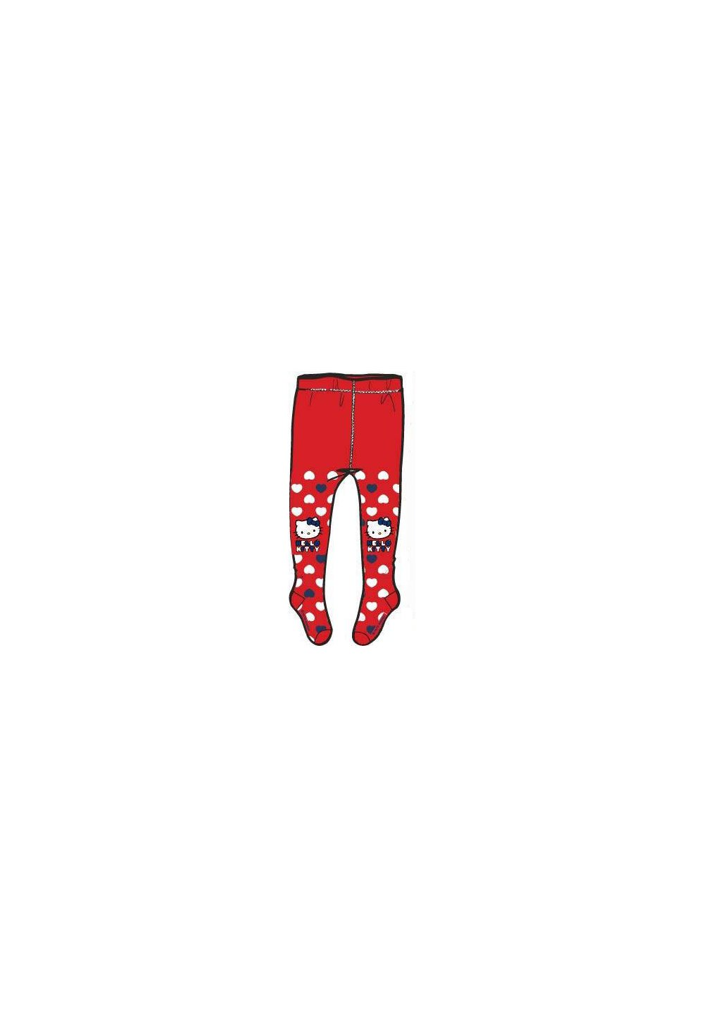 Ciorapi cu chilot rosii HK9288 imagine