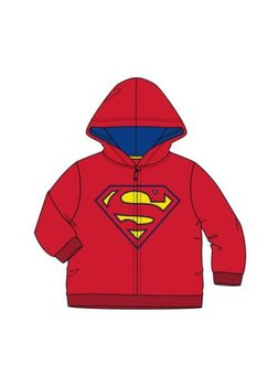 Geaca fleece, Superman, rosie