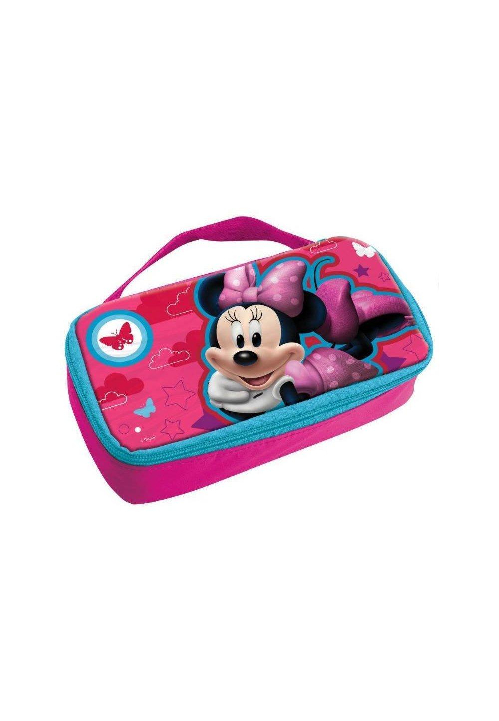 Geanta Termica Minnie Mouse, Roz