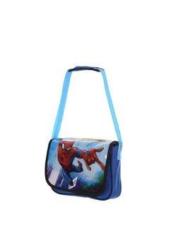 Geanta umar, albastra, Spider-Man