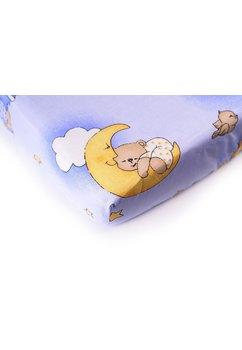 Lenjerie ursuletul somnoros,albastru 3 piese