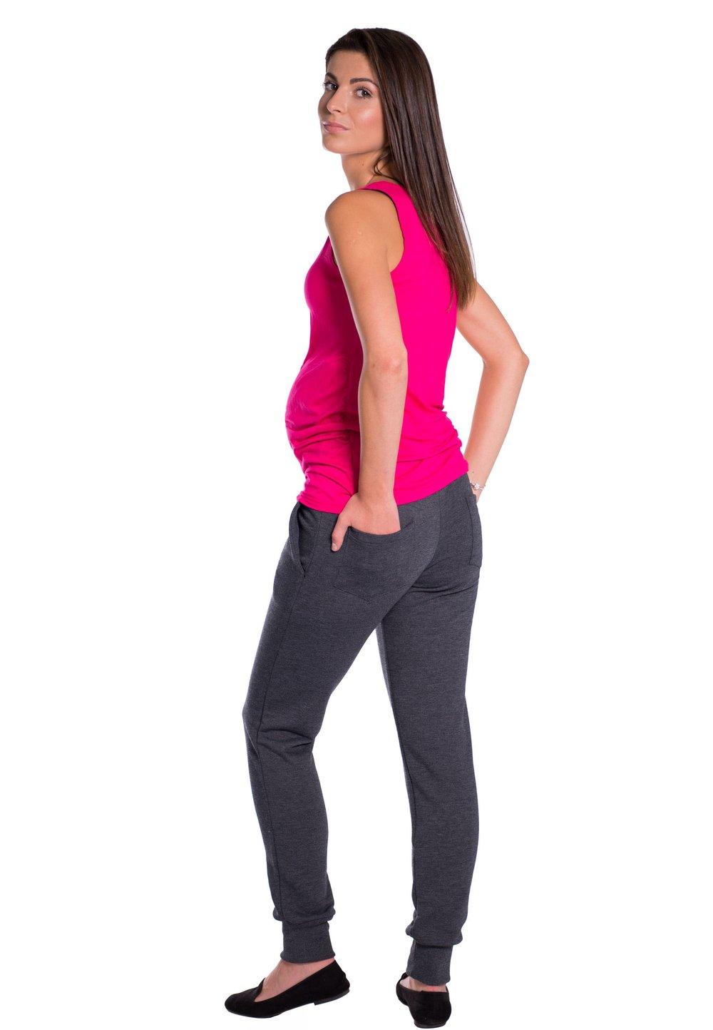 Pantalon sport, gri, 3778 imagine