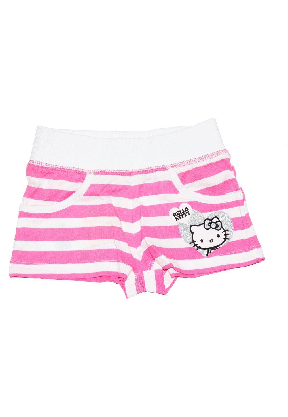 Pantalonni scurti HK cu dungi imagine