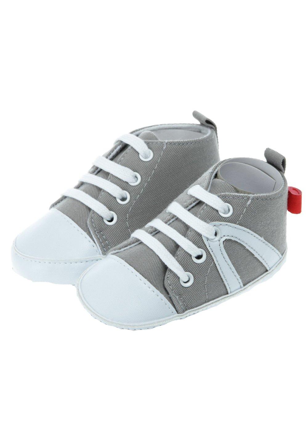 Papucei bebe gri imagine