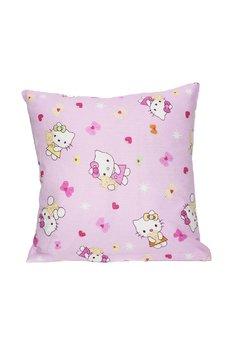 Perna Hello Kitty roz deschis 40x40cm