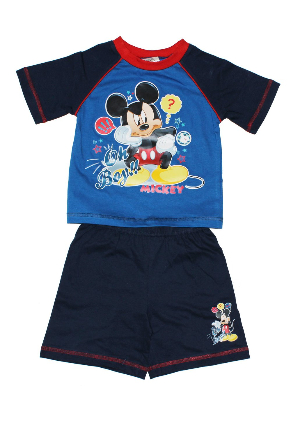Pijama Oh Boy Mickey imagine