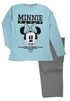 Pijama turcoaz, Minnie Mouse, Original