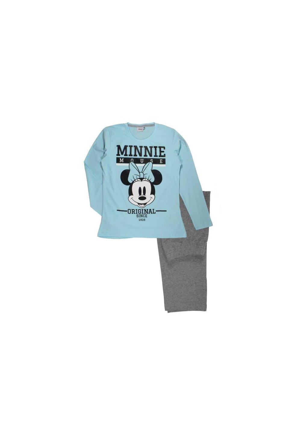 Pijama turcoaz, Minnie Mouse, Original imagine