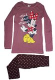 Pijama visinie, pantalon 3/4, Minnie Mouse