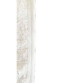 Prosop de maini, bumbac, alb, 30x30cm