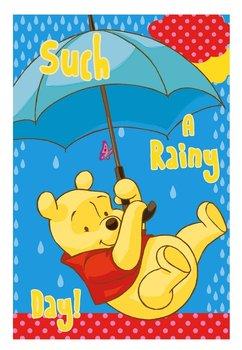 Prosop de maini, Such a rainy day, 40x60cm
