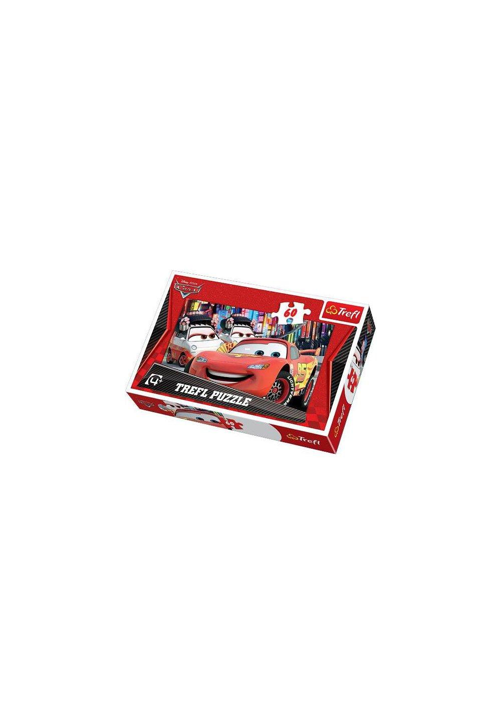 Puzzle Cars, 60 de piese imagine