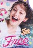 Rochie fun be free,Soy Luna, mov