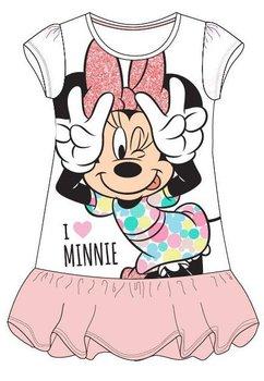 Rochie I love Minnie, roz