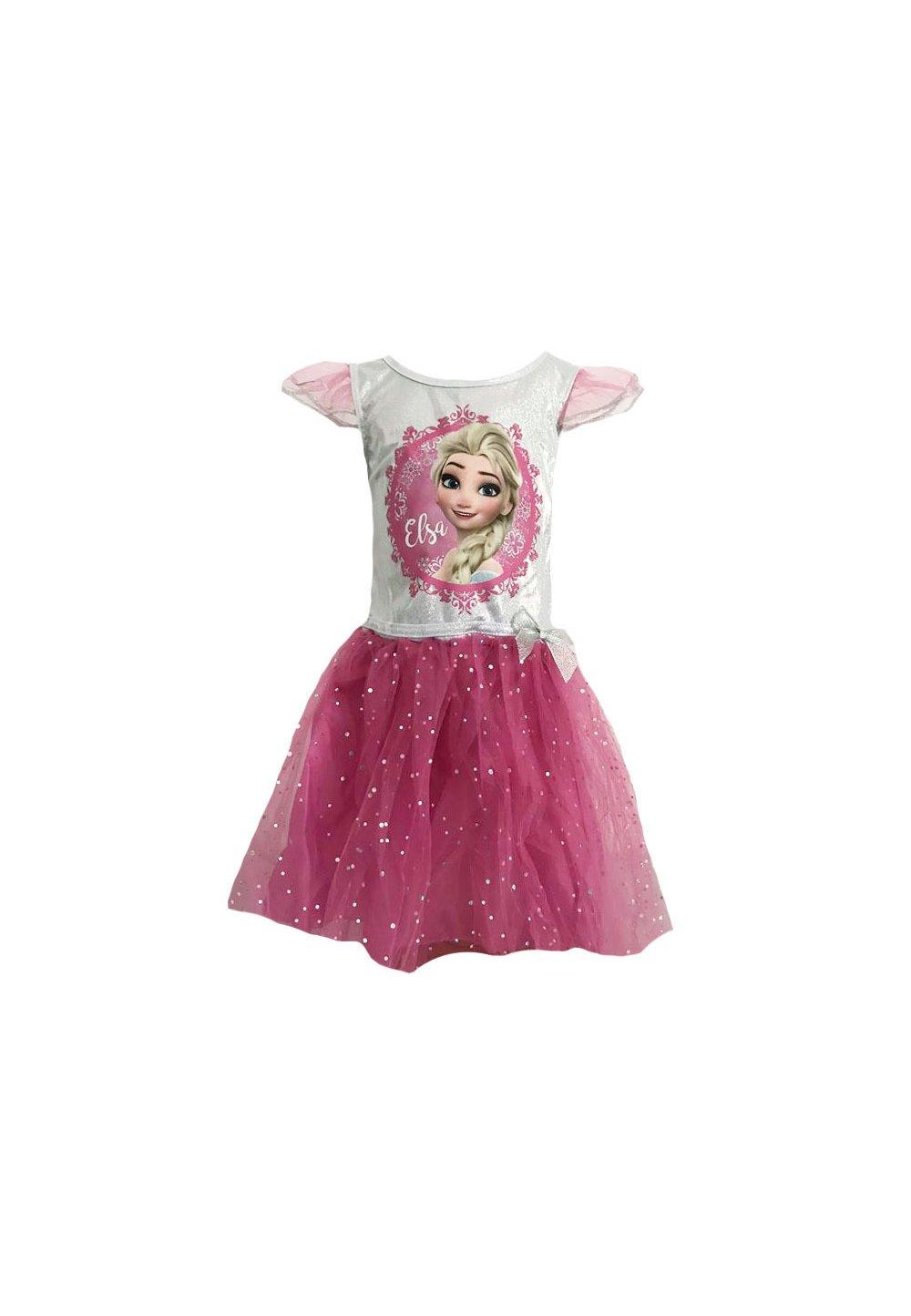 Rochie tutu, roz, Elsa imagine