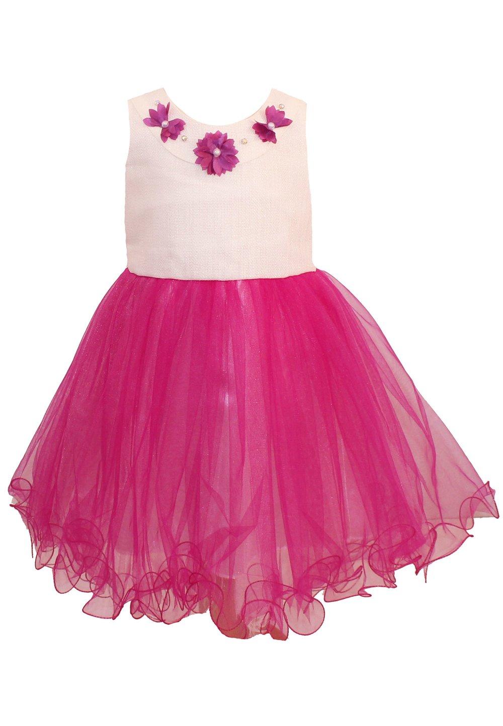 Rochita, cu floricele roz imagine