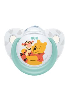 Set 2 suzete, Nuk, Winnie si Tiger, 0-6 luni