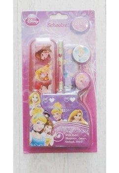 Set 6 accesorii scoala, Princess