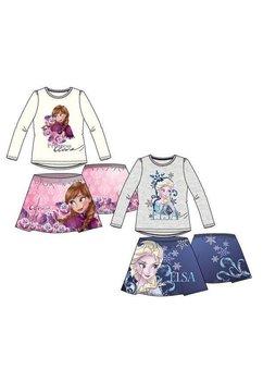 Set bluza + fusta, Elsa, gri