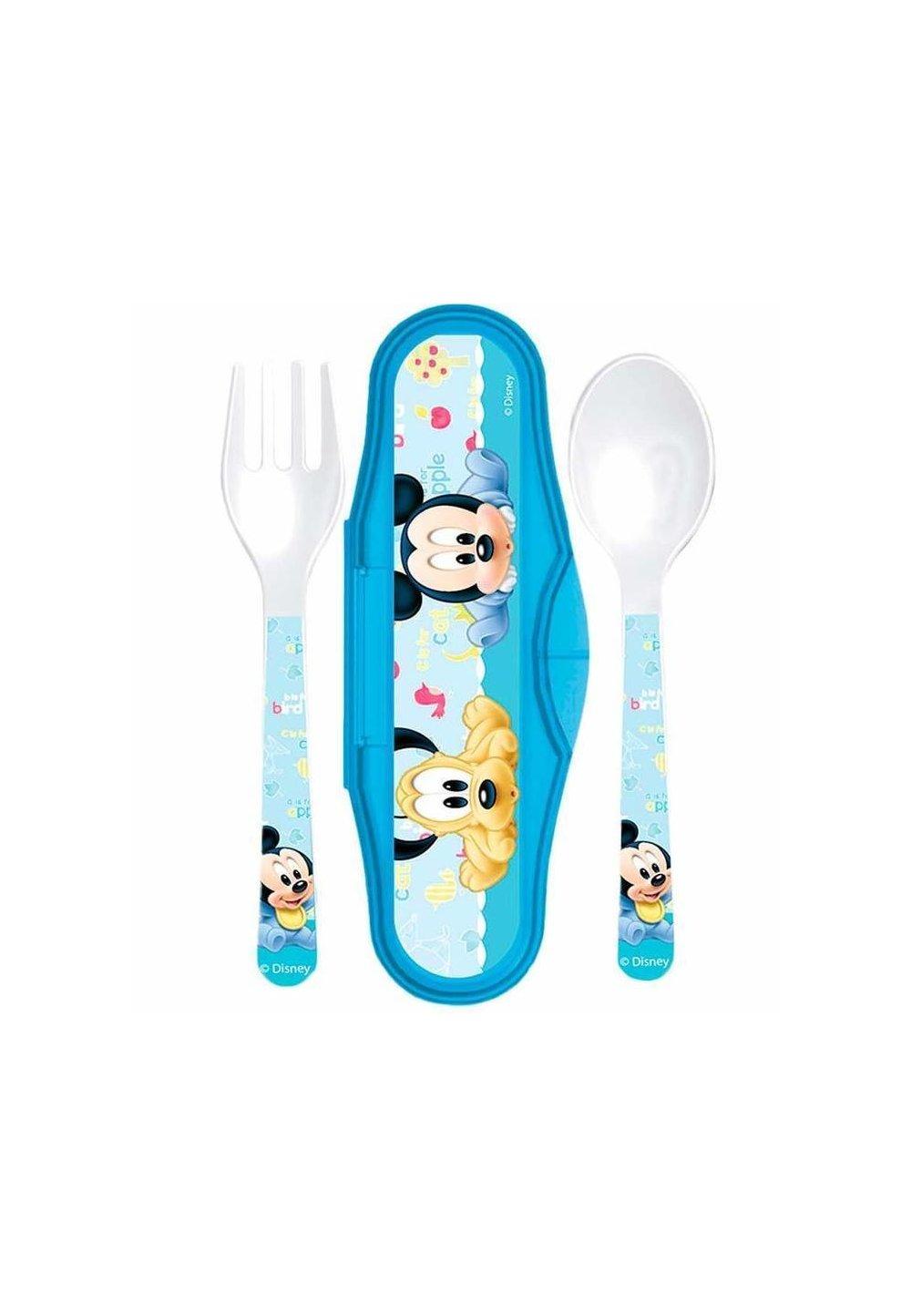 Set tacamuri + cutie, Bebe Mickey Mouse imagine