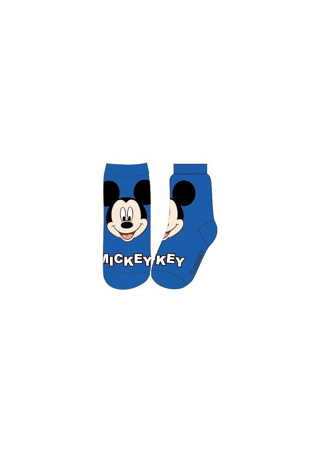 Sosete, albastre, Mickey Mouse imagine