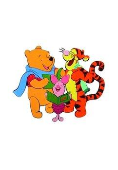 Sticker perete, Winnie the pooh