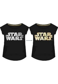 Tricou adulti, Star Wars, cu paiete reversibile