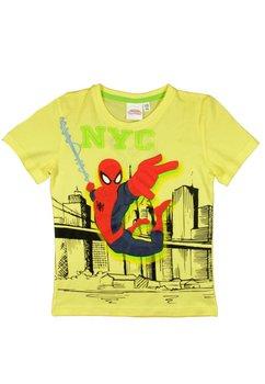 Tricou galben, Spider-Man, NYC