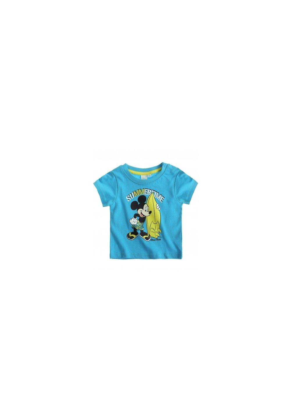 Tricou Mickey Mouse albastru 9274 imagine