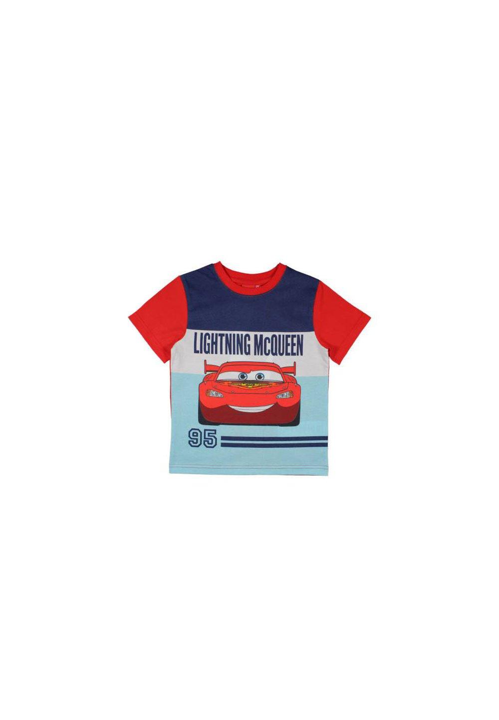 Tricou rosu, Lightning Mc Queen imagine