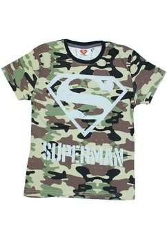 Tricou Superman, army