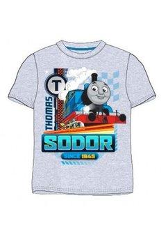 Tricou Thomas, gri, Since 1945
