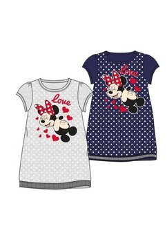 Tunica Minnie Mouse, bluemarin