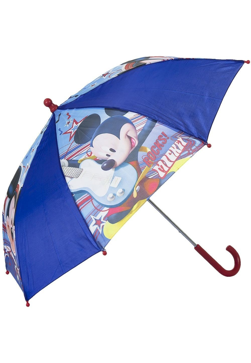 Umbrela, albastra, Mickey Rocks imagine