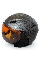 Casca Ski/Snowboard Blacksheep  Black Carbon LR H 005
