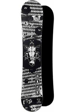 Placă Snowboard FTWO TNT Black Death 14/15