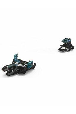 Legături de Tură Marker Alpinist 9 Black-Turquoise