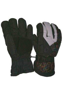 Mănuși Winter Edition Black/Grey Colorful
