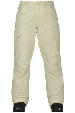 Pantaloni Burton Society Canvas (10 k)