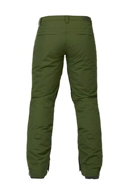 Pantaloni Burton Society Rifle Green (10 k)