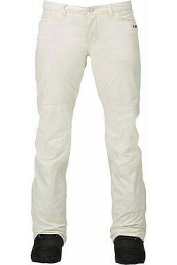 Pantaloni Burton TWC Fleek Stout White (10 k)