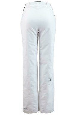 Pantaloni Spyder Winner White (Membrană dublă Gore-Tex)