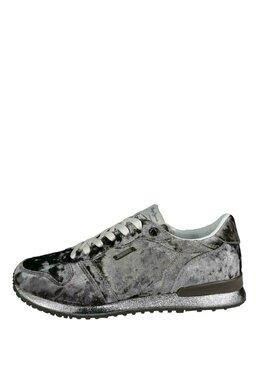 Pantofi Pepe Jeans Gable Velvet Grey Marl