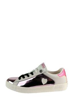 Pantofi Sport Pepe Jeans Portobello Mirror Pink