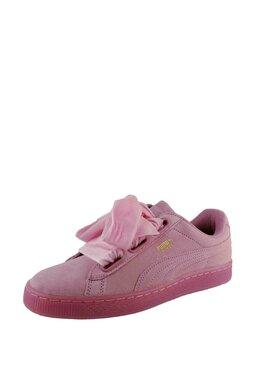 Pantofi Sport Puma Suede Heart Reset Pink