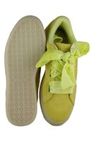 Pantofi Sport Puma Suede Heart Reset Yellow