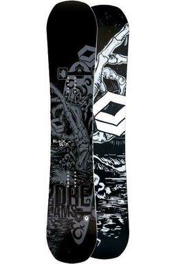 Placă Snowboard FTWO Blackdeck 18/19